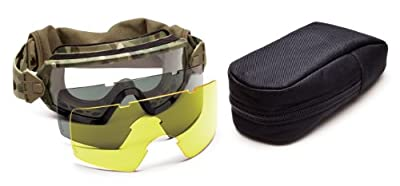 Smith Optics Elite Outside the Wire Goggle Deluxe Kit