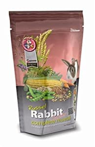 Supreme Petfoods Limited Russel Junior Rabbit Food 1.5 Lb