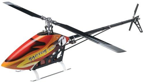 Thunder Tiger 4793-K10 Raptor E820 Electric Heli Flybarless Kit
