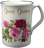 Great Granny Bone China Mug