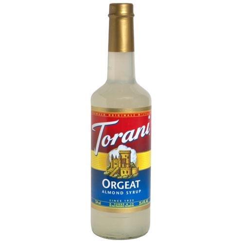Torani Coffee Syrup, Orgeat (Almond) 25.35 Z