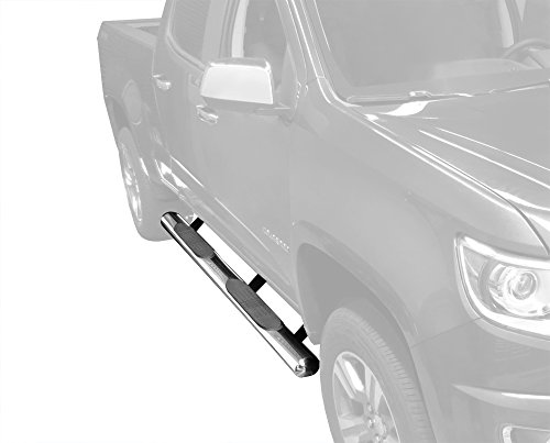 Premium For 2015-2016 Chevy Colorado / Gmc Canyon Crew Cab Stainless Steel 4