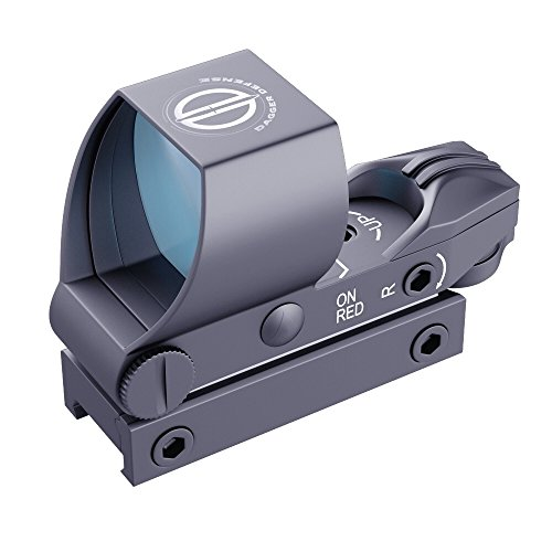 Why Should You Buy Dagger Defense DD119 Red Dot Reflex sight for AR15, AK47, M4