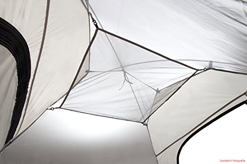 Husky FIGHTER 3-4 Extrem Zelt für 3-4 Personen Rot - 5