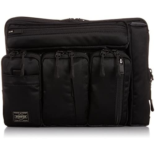 [ビージルシヨシダ] B印 YOSHIDA White Mountaineering×PORTER×B印 YOSHIDA Urban Supply Series:iPad CASE 34420337109 19 (BLACK/ONE SIZE)