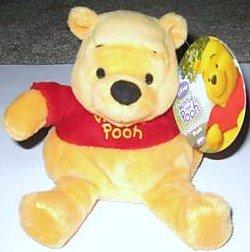 """Disney Winnie the Pooh Cuddables 5"""" Plush Doll Pooh Toy"""