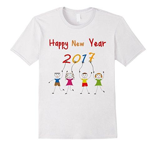 Resultado de imagem para t shirt happy new year 2017
