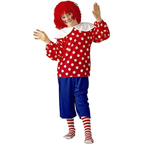 Child's Rag Doll Boy Costume