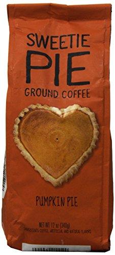 Paramount Coffee Flavored Sweetie Pie, Pumpkin Pie, Ground, 12 Ounce