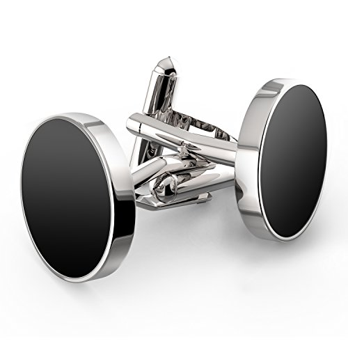 Uhibros-Mens-Cuff-Links-Stainless-Steel-Round-Screw-Cap-Agate-Tuxedo-Cufflinks-For-Men-Formal-Cuff-Shirt