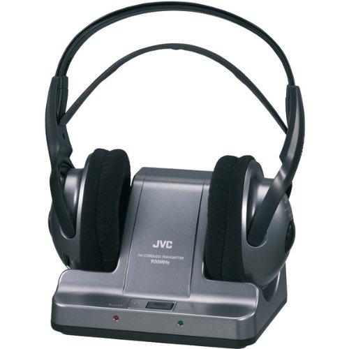Jvc Ha-W600Rf 900 Mhz Wireless Stereo Headphone - T47725