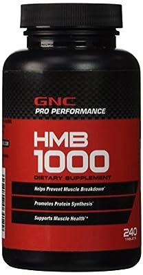 GNC Pro Performance HMB, Tablets, 240 ea