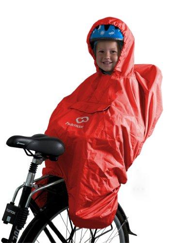 Hamax-Kinder-Regenponcho-Regenschutz-Poncho-Rot-One-size-11101066