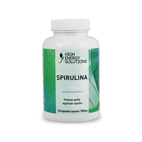 Spirulina-Value-Sized-120-Vegetarian-Capsules-100-Pure-500-mg-Per-Capsule-GMP-USA-100-Guarantee