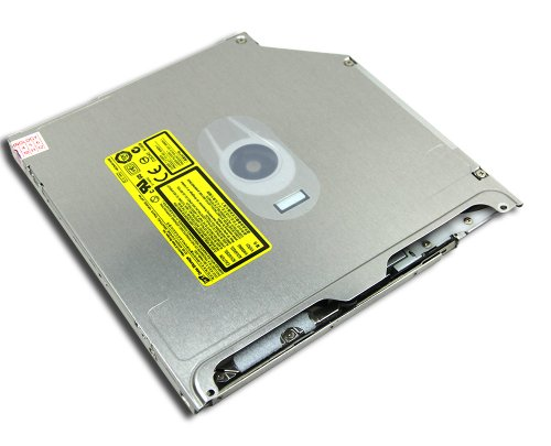 how to find an optical drive from a laptop