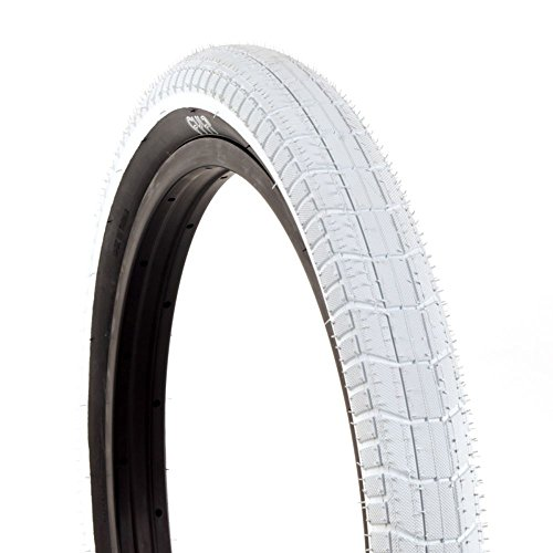 Cult Dehart Tire 20x2.35 White/Black Wall (Bmx Cult Tires compare prices)