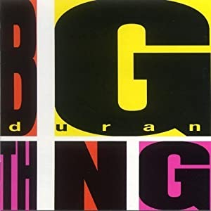 """Cover of """"Big Thing"""""""