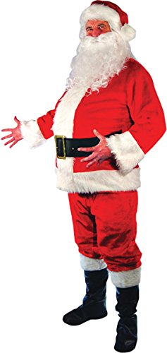 Costumes For All Occasions Mr148121 Santa Suit Adult Costume - X-Large
