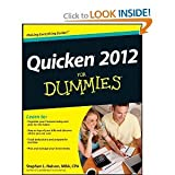 img - for Quicken 2012 For Dummies (For Dummies (Computer/Tech)) book / textbook / text book