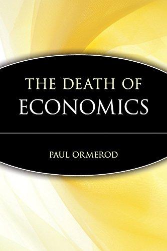 Death of Economics