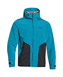 Under Armour Men\'s UA ArmourStorm Sonar Waterproof Jacket Large Deceit