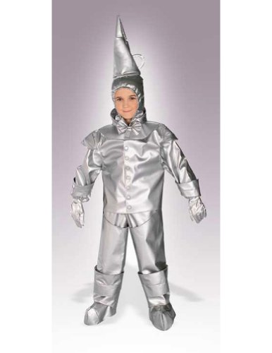Wizard Of Oz Tin Man Child Sm Kids Boys Costume