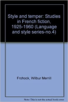 language and style of fiction Writing style refers to the manner in which an author chooses to write to  figurative language view all writing  kidskonnect is a growing library of high.