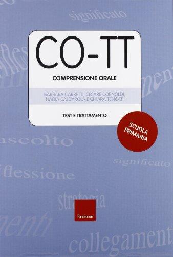 co-tt-comprensione-orale-test-e-trattamento-scuola-primaria-di-primo-grado-con-cd-rom