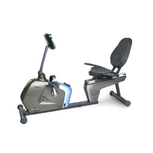 Velocity Exercise Recumbent Exercise Bike