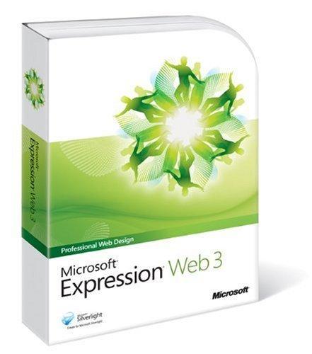Microsoft Expression Web 3.0