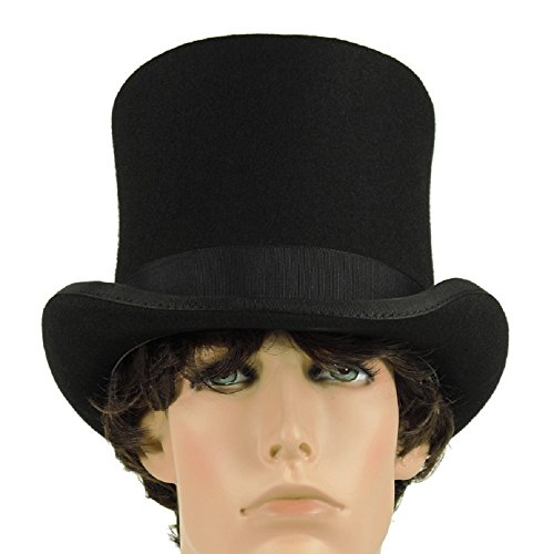 Victorian-Wool-Mad-Hatter-Top-Hat