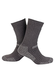 Heavyweight Boot Socks with Wool