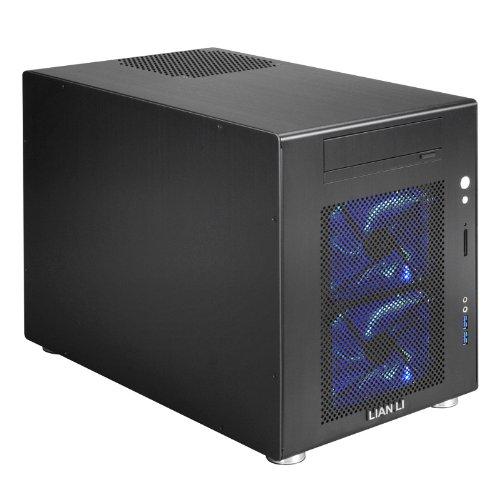 """Lian Li PC-V354B Boîtier PC-V354 MATX 3,5""""/5,25"""" USB 3.0/Lecteur Carte Noir"""