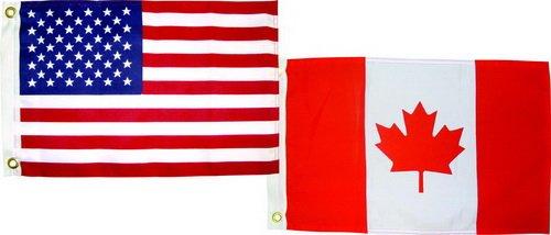 (Price/Each)SeaSense USA FLAG 12 X 18 50071030 (Image for Reference)