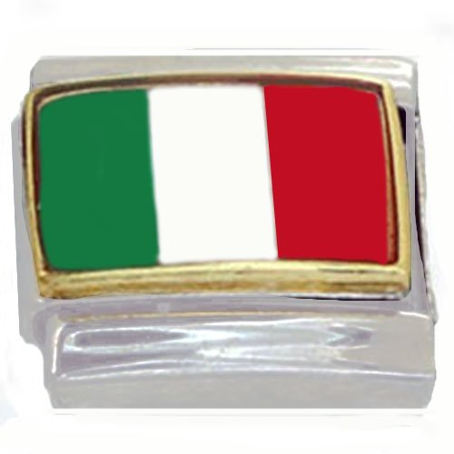 Italy Flag Italian Charm