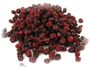 Organic Wu Wei Zi Schizandra Berries Delicious As