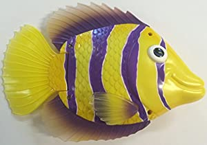 Swimways Rainbow Reef Fish - Orange/Purple/Blue