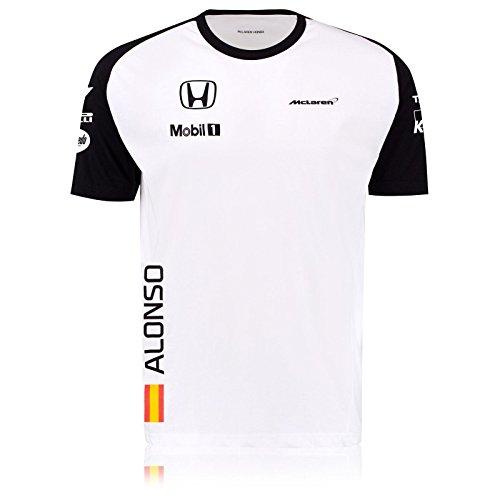 mclaren-honda-f1-f-alonso-2015-pour-homme-replique-equipe-porter-t-shirt-pour-homme-xxl-blanc-blanc