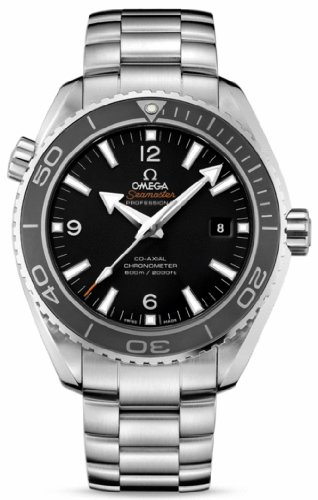 NEW OMEGA SEAMASTER PLANET OCEAN MENS WATCH 232.30.42.21.01.001