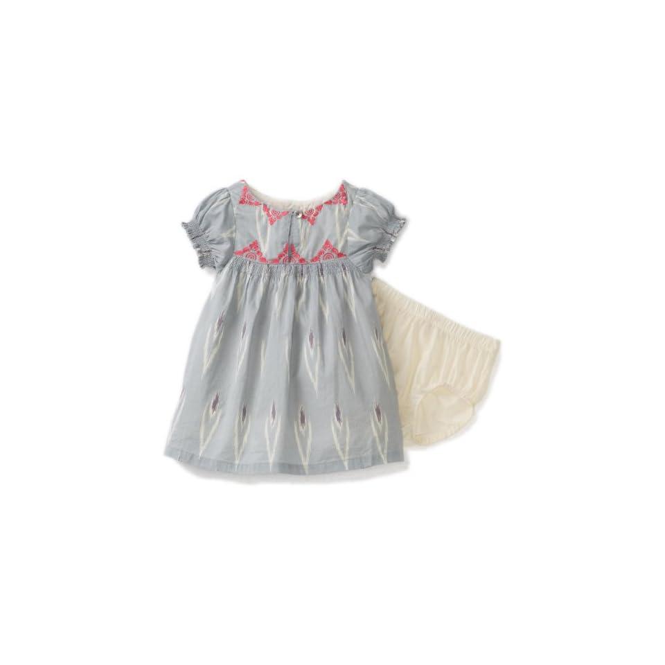 Tea Collection Baby Girls Infant Ubud Ikat Dress