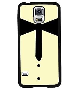 PrintVisa Metal Printed Funny Designer Back Case Cover for Samsung Galaxy S5 G900I-D5015