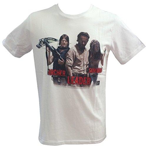 The-Walking-Dead-Camiseta-para-hombre