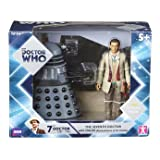 Doctor Who Seventh Doctor with Dalek Figure Set