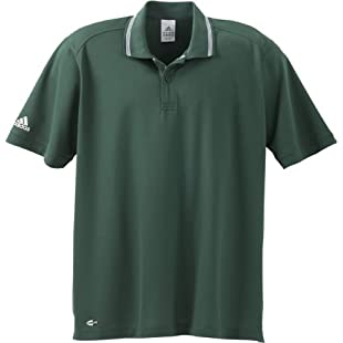 Adidas Golf Men's ClimateLite Tech 100% Polyester Polo