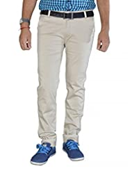 Studio Nexx Slim Fit Men's Trouser