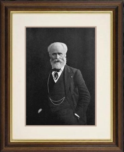 print-of-kier-james-hardie-british-labour-leader-in-black-frame