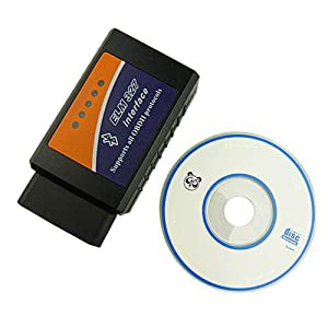 Amazoncom Soliport Elm 327 Bluetooth Obdii Obd2 Diagnostic | Autos