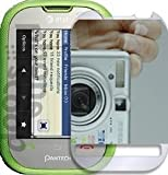 Mirror LCD Screen Protector for Pantech Pursuit AT&T P9020