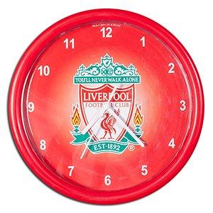 Fc liverpool wanduhr sports fan wall clocks - Wanduhr digital groay ...