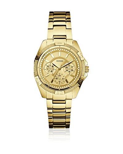 Guess Reloj de cuarzo Woman Mini Phantom Dorado 37 mm